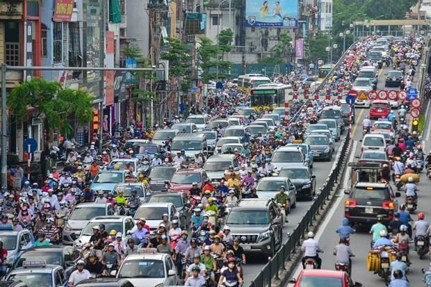 Bo GTVT: Can nghien cuu ky han che xe may vao Thanh pho Ho Chi Minh hinh anh 1