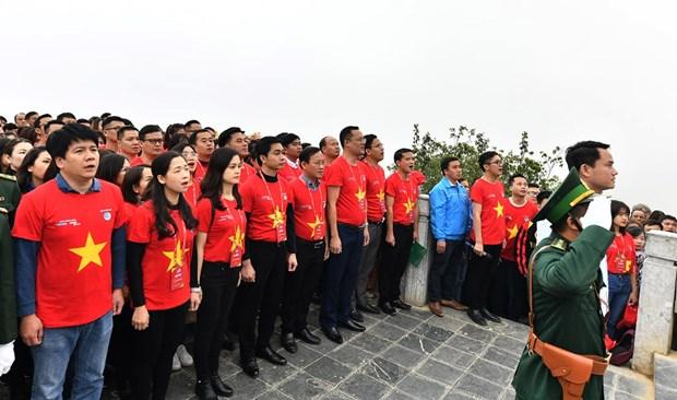 Vietjet: Nhieu chuong trinh lan toa thong diep ''Toi yeu To quoc toi'' hinh anh 2
