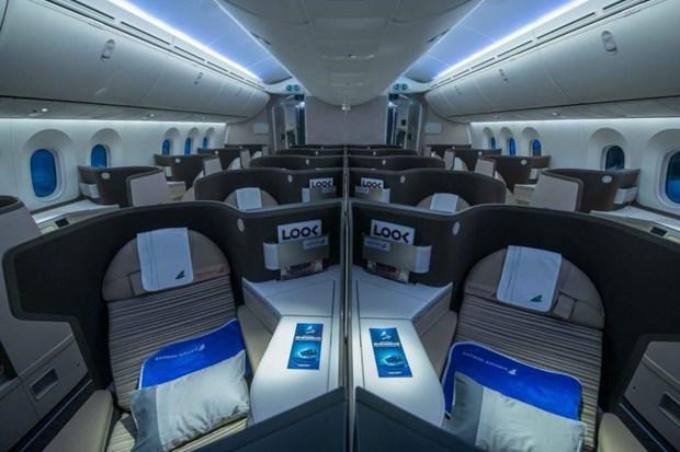 May bay Boeing 787-9 dau tien ve voi doi bay cua Bamboo Airways hinh anh 3