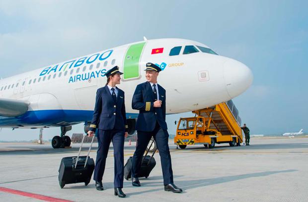 Bamboo Airways khong su dung phi cong mang quoc tich Pakistan hinh anh 1