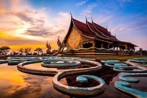Vietjet Thai Lan:Ban ve bay 35.000 dong 13 duong bay noi dia hinh anh 1