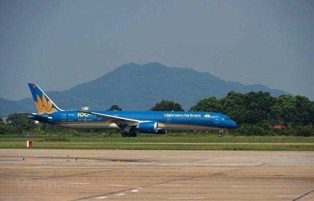 Vietnam Airlines tiep tuc mo rong them mang duong bay noi dia hinh anh 1