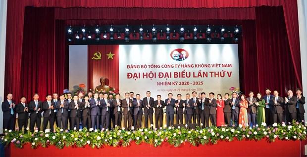 Vietnam Airlines dat muc tieu giu thi phan so 1 tai noi dia hinh anh 1