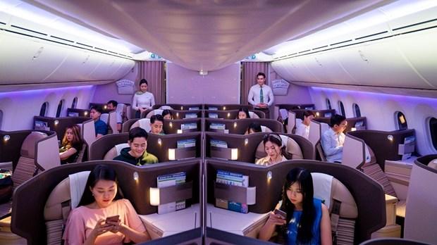 Bamboo Airways duoc cap phep bay thang den My bang Boeing 787-9 hinh anh 1