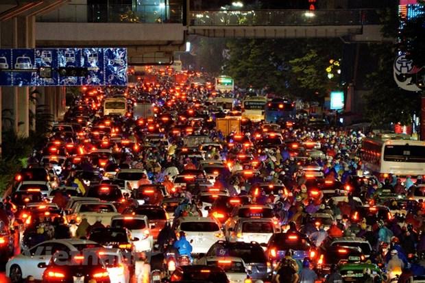 Pho Thu tuong: Se khong giam duoc un tac khi xe ca nhan gia tang nhanh hinh anh 1