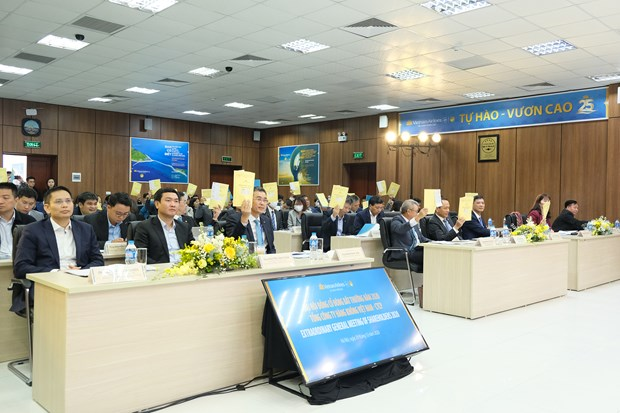 Vietnam Airlines se co lai tu nam 2023 va het lo luy ke vao nam 2025 hinh anh 1
