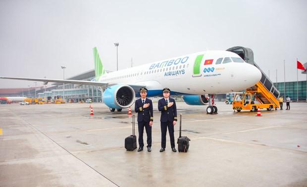 Bamboo Airways don may bay A320neo moi, mo rong quy mo thi truong hinh anh 1