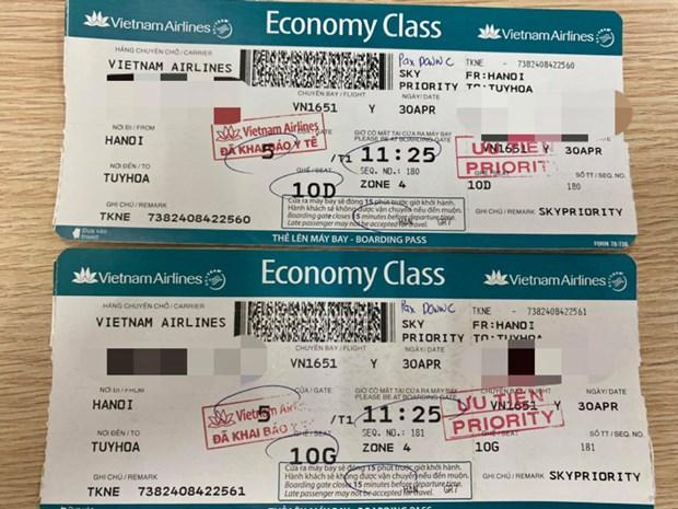 Lum xum viec hanh khach to Vietnam Airlines 'cat' suat ghe thuong gia hinh anh 2