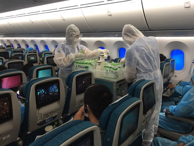 Chuyen bay duy nhat cua Vietnam Airlines tu TP.HCM ve Ha Noi hinh anh 3