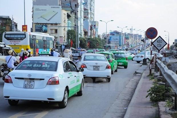 Ha Noi chap thuan cho 200 xe taxi Mai Linh duoc hoat dong van tai hinh anh 1