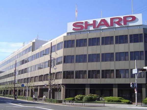 Sharp muon hop tac voi HP kinh doanh may photocopy hinh anh 1