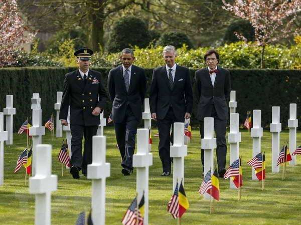 Bi tieu ton 10 trieu euro de don tiep Barack Obama hinh anh 1