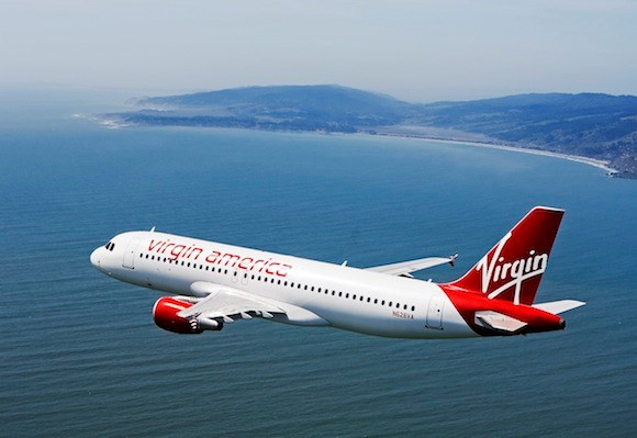 Virgin America la hang hang khong tot nhat nuoc My hinh anh 1