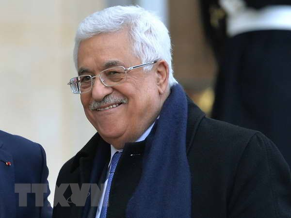 Palestine chinh thuc tham gia 5 hiep uoc quoc te hinh anh 1