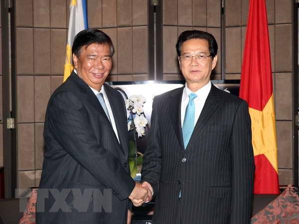 Philippines kien dinh ung ho Viet Nam trong van de Bien Dong hinh anh 1