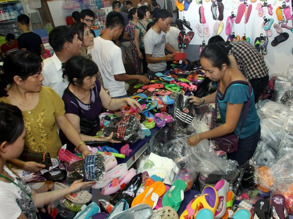 Gan 200 doanh nghiep du Trien lam giao dich Thuong mai Thai Lan hinh anh 1