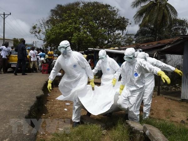 Dich Ebola lan rong do tap tuc tang le cua nguoi dan chau Phi hinh anh 1