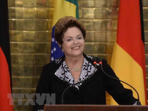 Brazil: Nhieu bo truong tu chuc chuan bi cho cuoc cai to noi cac hinh anh 1