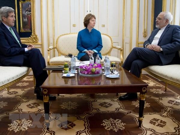 IAEA ha muc uoc luong quy mo kho du tru urani cua Iran hinh anh 1