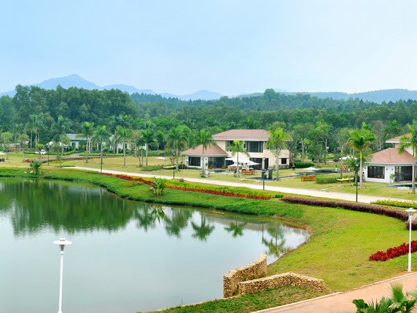 Flamingo Dai Lai Resort lot top 10 resort dang cap nhat the gioi hinh anh 1