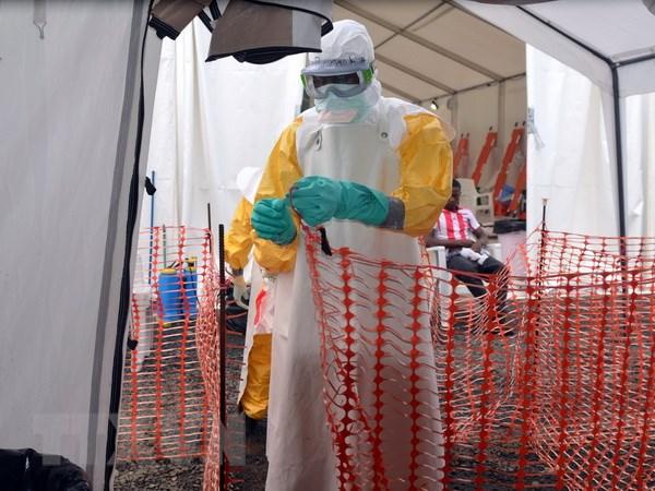 Liberia mo lai cac cua khau sau khi dich Ebola bat dau giam hinh anh 1