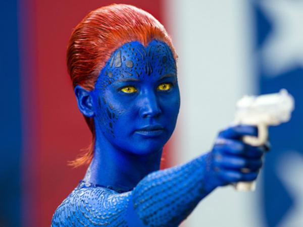 Jennifer Lawrence tuyen bo se khong con la di nhan cua ''X-Men'' hinh anh 1