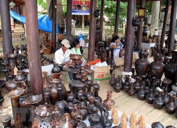 Khai mac Festival Nghe truyen thong Hue