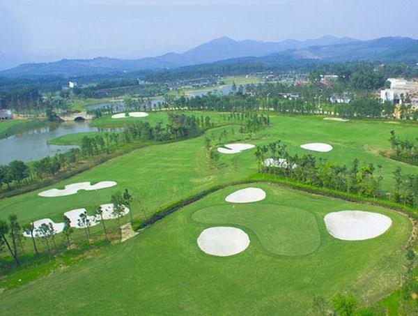 Flamingo Dai Lai Resort khai truong san golf doc dao nhat mien Bac hinh anh 1