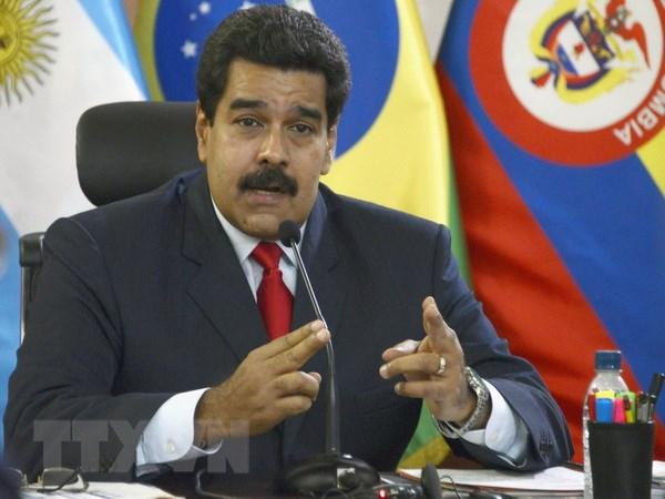 Bao My to Venezuela xam pham Guyana, Palartino phan phao hinh anh 1