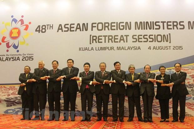ASEAN nhat tri tang doan ket va trach nhiem trong van de Bien Dong hinh anh 1