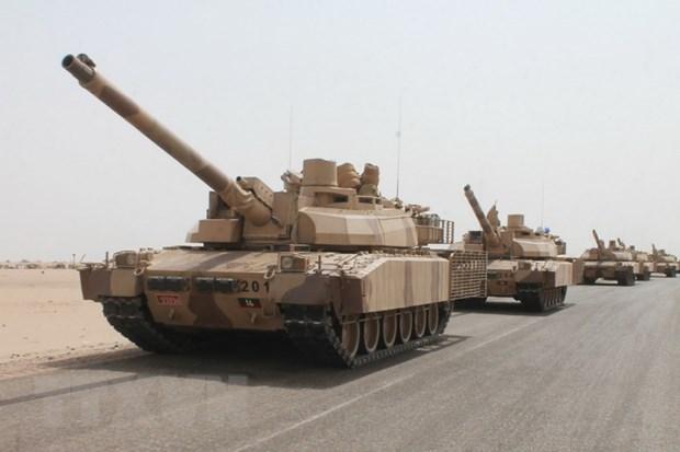 Yemen: Phien quan Al-Qaeda chiem cac khu vuc chu chot tai Aden hinh anh 1