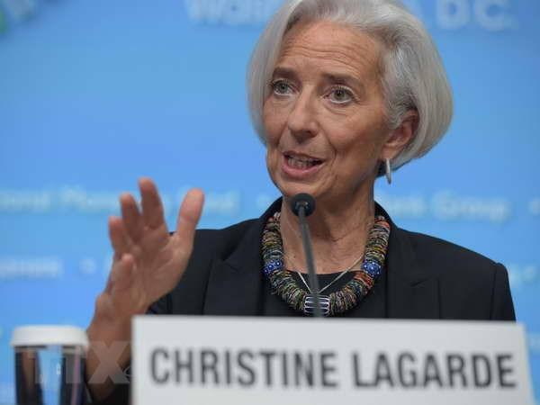 """IMF canh bao nguy co """"hieu ung lan truyen"""" doi voi kinh te toan cau hinh anh 1"""