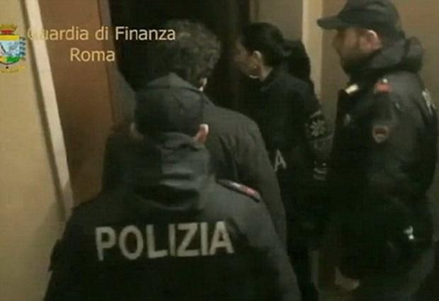 Italy bat 48 thanh vien cua he thong mafia 'Ndrangheta khet tieng hinh anh 1