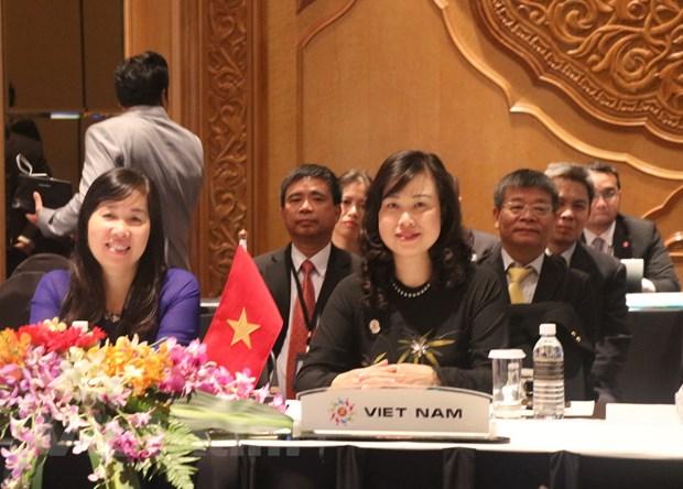 Viet Nam tich cuc dong gop phat trien Cong dong van hoa-xa hoi ASEAN hinh anh 2