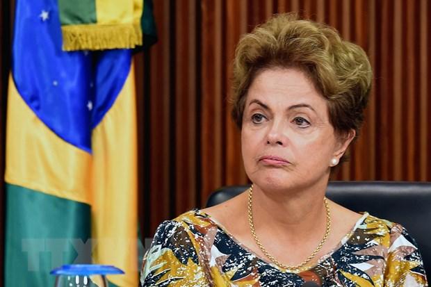 Quoc hoi Brazil xem xet ket qua kiem toan chi tieu cua chinh phu hinh anh 1
