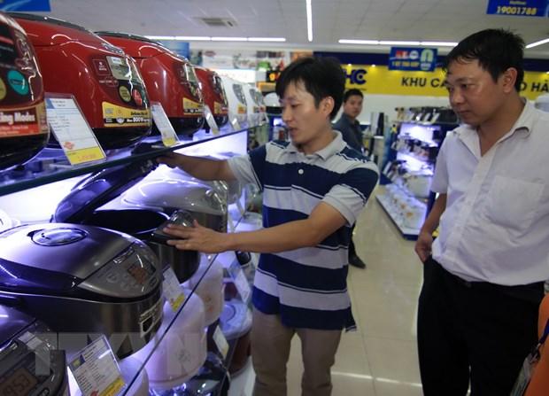 Ha Noi mo gan 1.000 diem ban hang trong Thang khuyen mai 2015 hinh anh 1