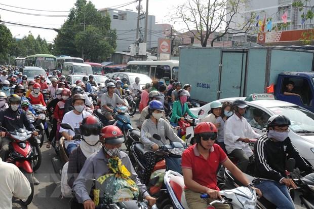 Chua the giai bai toan un tac giao thong tai TP Ho Chi Minh hinh anh 1