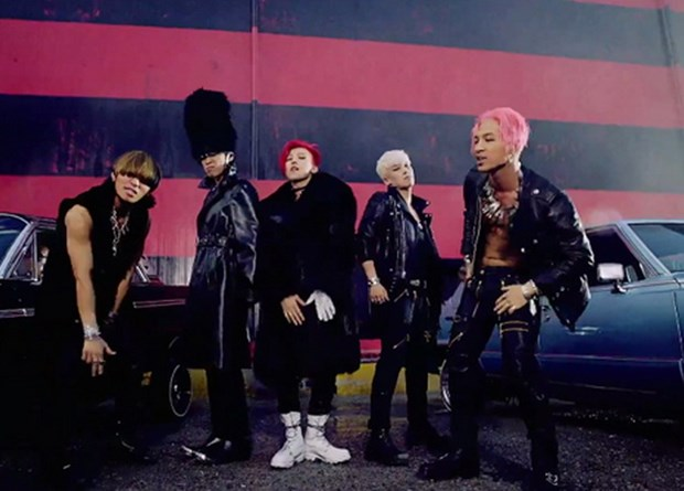 Big Bang lap ky luc video K-pop duoc xem nhieu nhat tren YouTube hinh anh 1