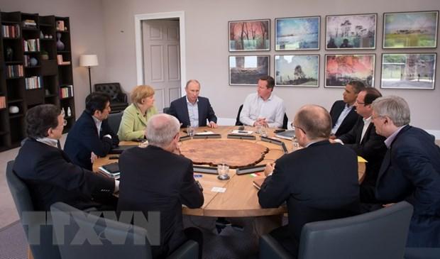 Phap, Italy va Nga co the se ra khoi nhom G8 vao nam 2030 hinh anh 1
