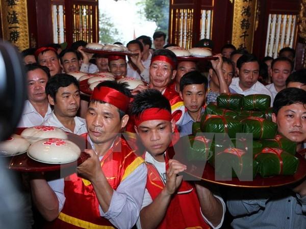 Phu Tho se huy dong 4.500 ty dong bao ton Di tich Den Hung hinh anh 4