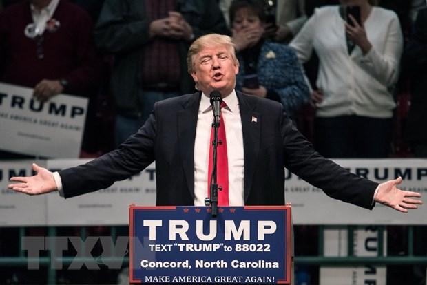 Ty phu Donald Trump thua dam tai Washington DC va Wyoming hinh anh 1