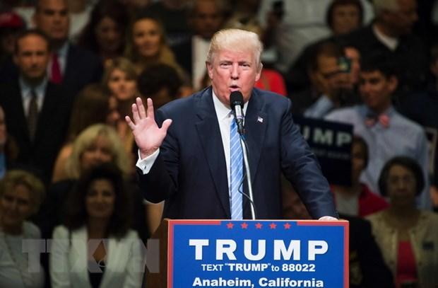 "Ty phu Donald Trump dai thang trong ngay ""sieu thu Ba"