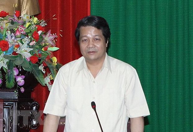 Ong Hoang Dan Mac tai dac cu Chu tich HDND tinh Phu Tho hinh anh 1