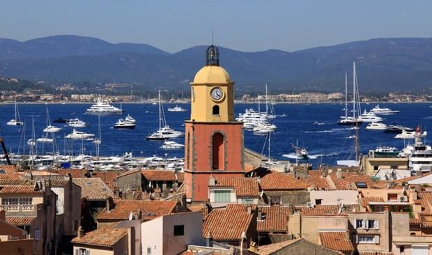 Va Thuong de da tao ra Saint Tropez... noi EURO khong ton tai hinh anh 1