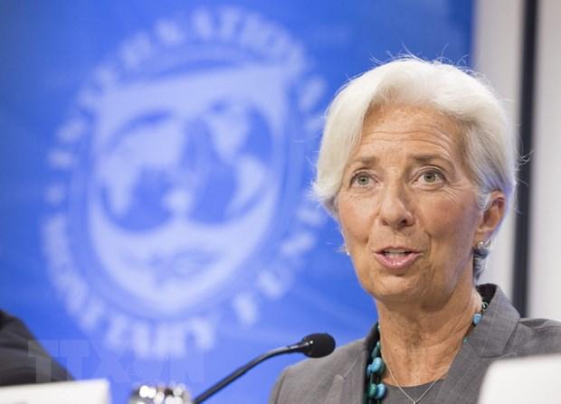 IMF: Thi truong tai chinh van nam trong tam kiem soat sau Brexit hinh anh 1
