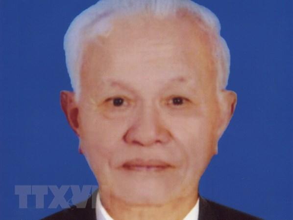 Nguyen Pho Chu tich Hoi dong Bo truong Nguyen Ngoc Triu tu tran hinh anh 1