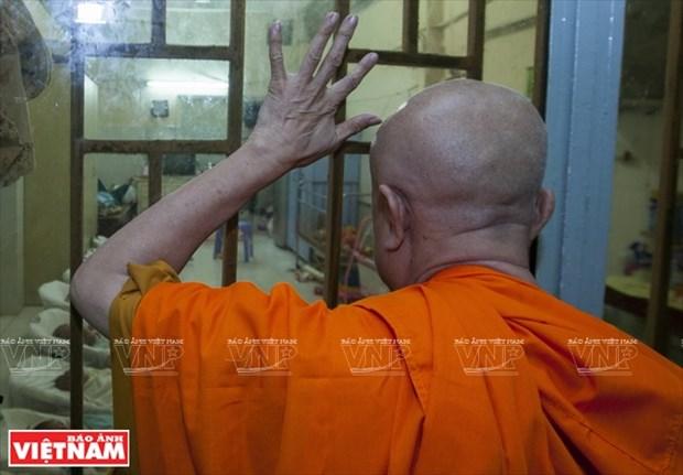 Chua Ky Quang II - Mai am tinh thuong cua nhung manh doi be nho hinh anh 2