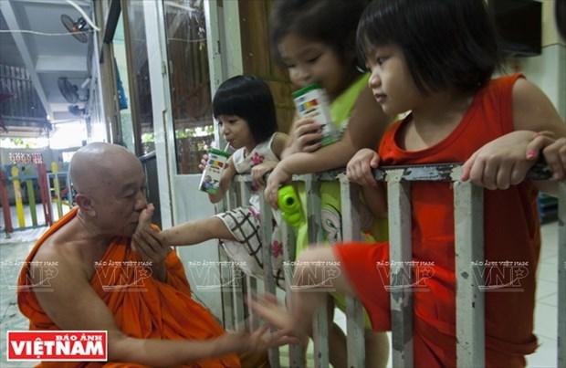 Chua Ky Quang II - Mai am tinh thuong cua nhung manh doi be nho hinh anh 5