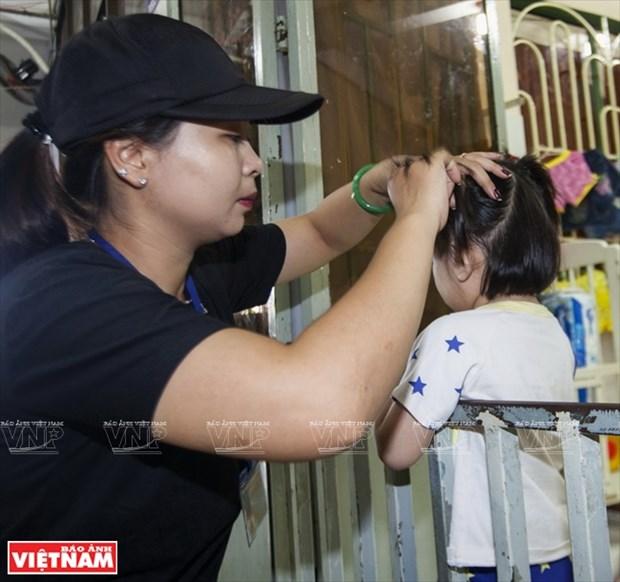 Chua Ky Quang II - Mai am tinh thuong cua nhung manh doi be nho hinh anh 6