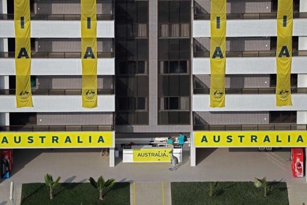 Olympic 2016: Doan the thao Australia bi trom do o Rio de Janeiro hinh anh 1